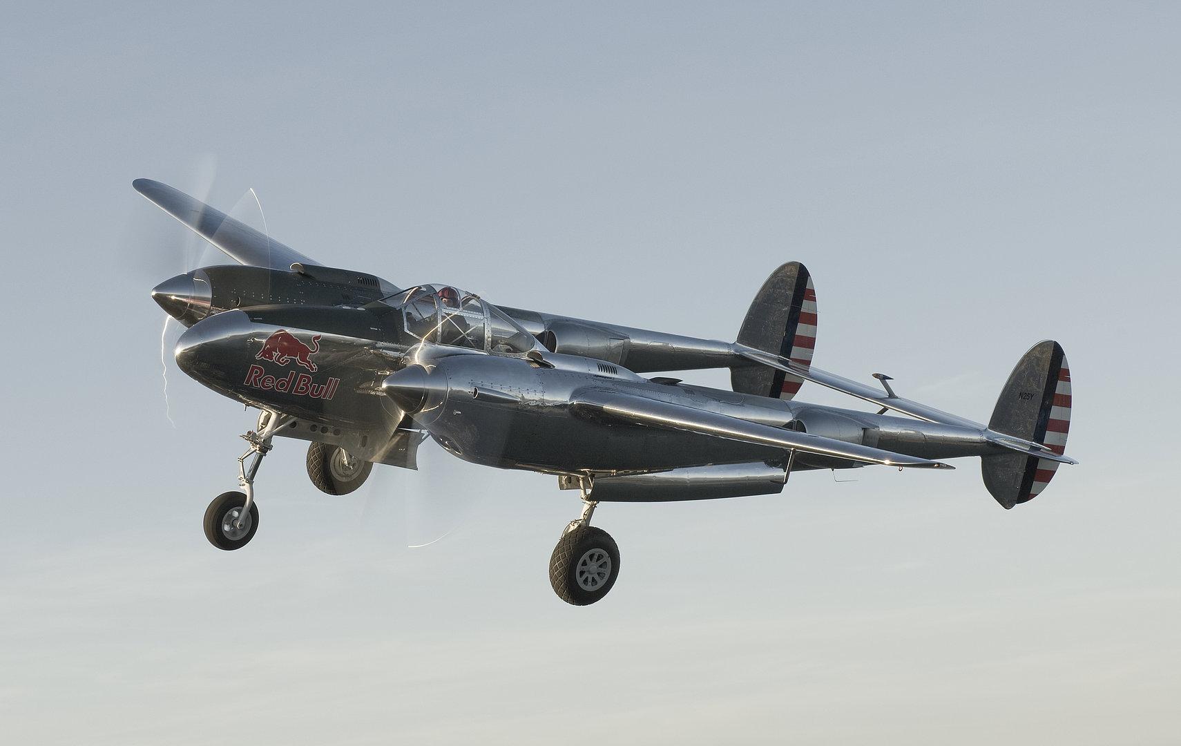 P 38 lightning fsx