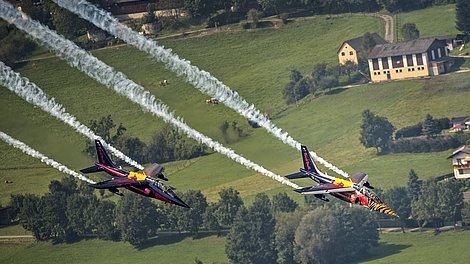 Red Bull Air Race Lake Balaton | The Flying Bulls
