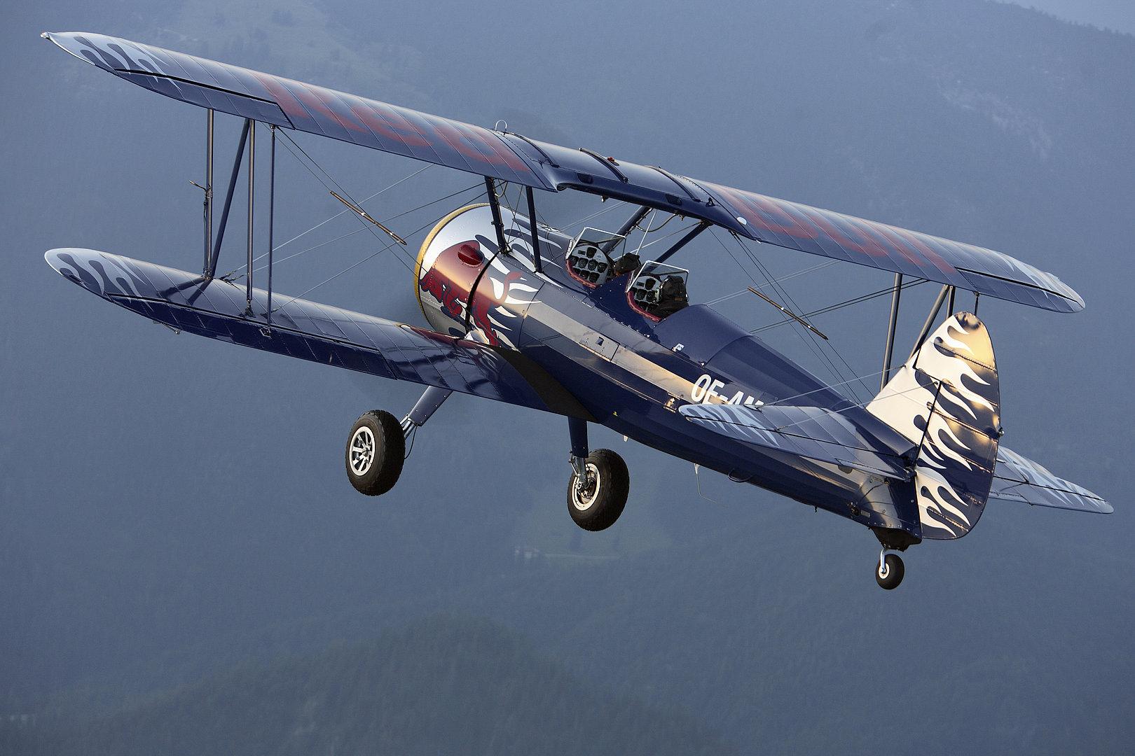 PT-17 Stearman | The Flying Bulls