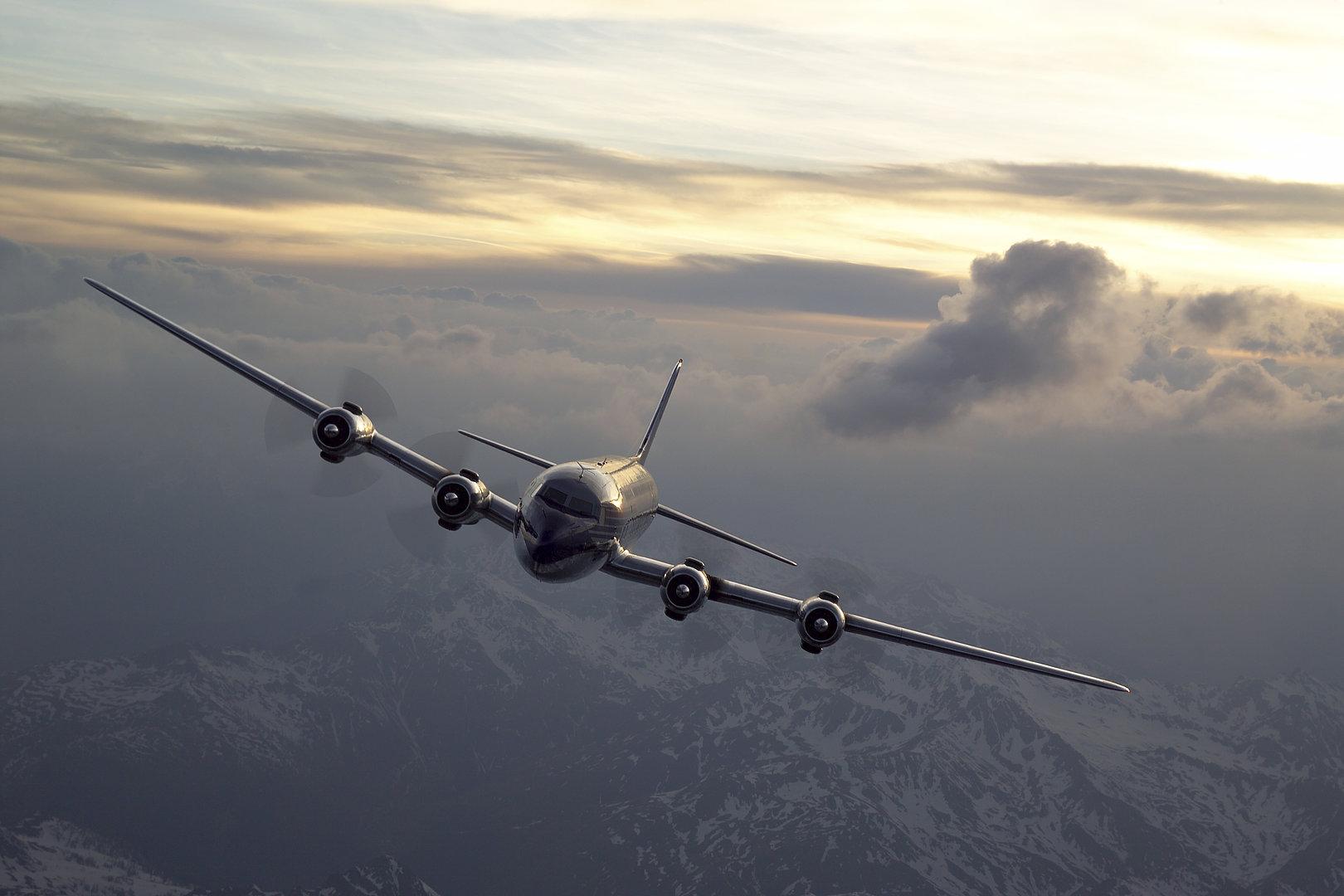 Douglas DC-6B | The Flying Bulls